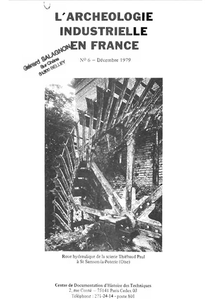 couverture AIF numéro 06 - décembre 1979