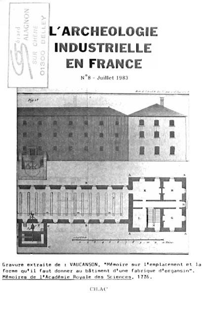 Couverture AIF numéro 08 - juillet 1983