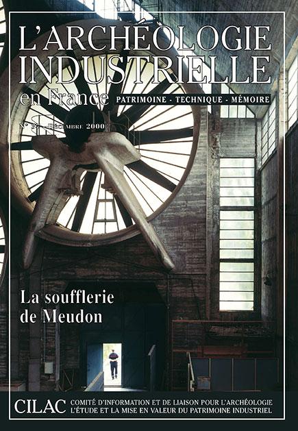 Couverture AIF numéro 37 - décembre 2000