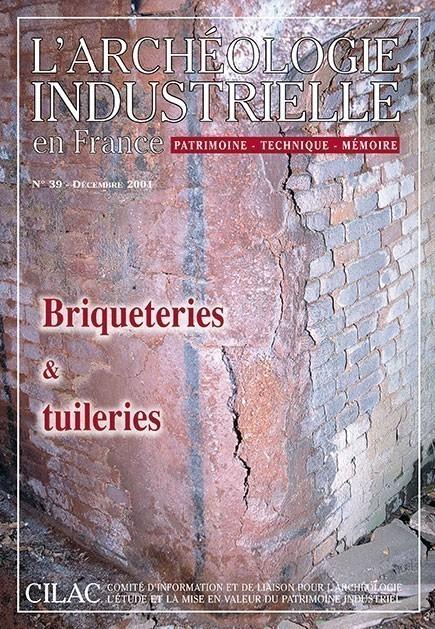 Couverture AIF numéro 39 - décembre 2001