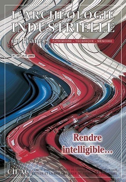 Couverture AIF numéro 40 - juin 2002