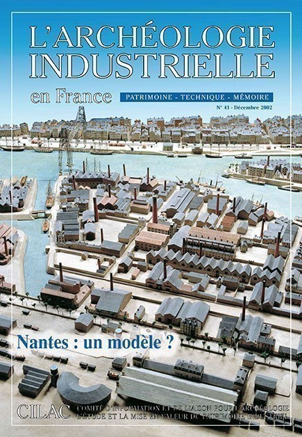 Couverture AIF numéro 41 - décembre 2002