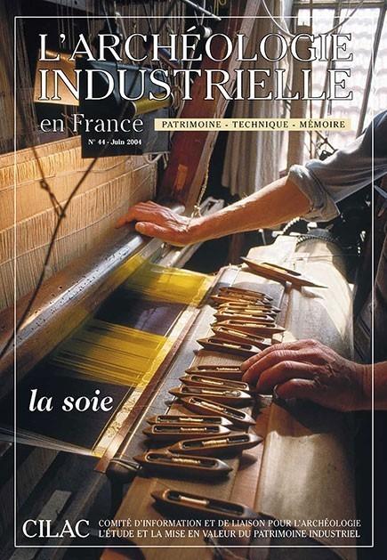 Couverture AIF numéro 44 - décembre 2004