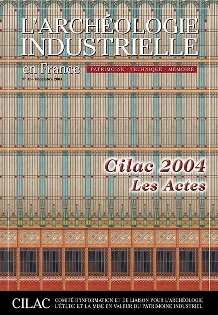 Couverture AIF numéro 45 - décembre 2004