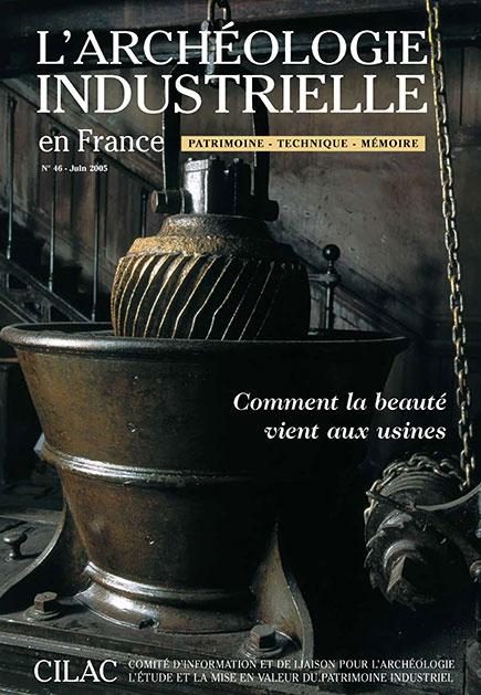 Couverture AIF numéro 46 - juin 2005