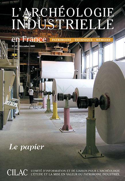 Couverture AIF numéro 47 - décembre 2005