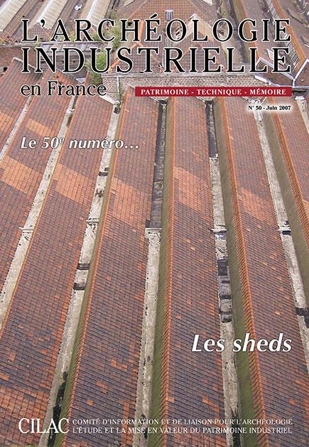Couverture AIF numéro 50 - juin 2007