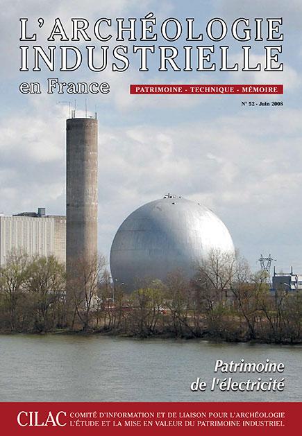 Couverture AIF numéro 52 - juin 2008