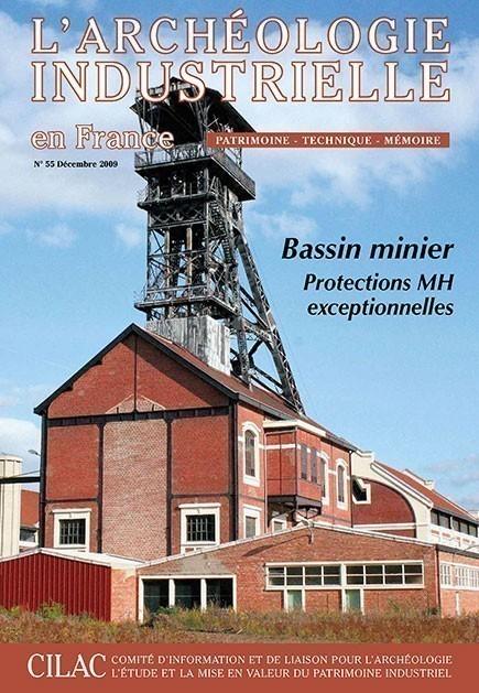 Couverture AIF numéro 55 - décembre 2009