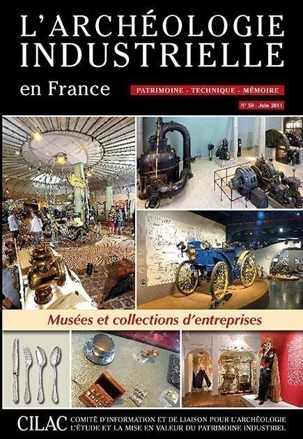 Couverture AIF numéro 58 - juin 2011