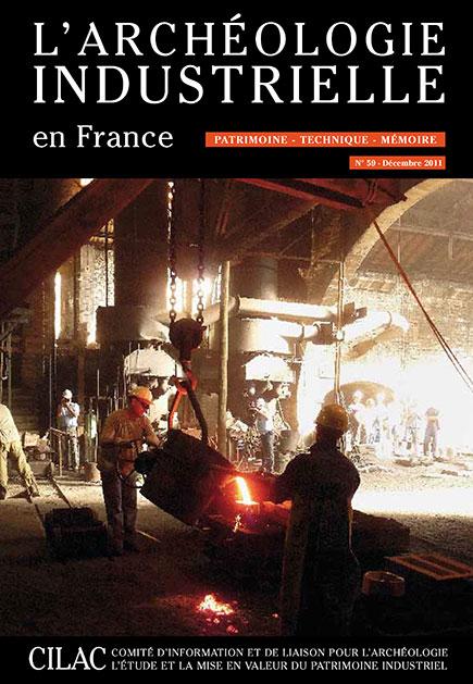 Couverture AIF numéro 59 - décembre 2011