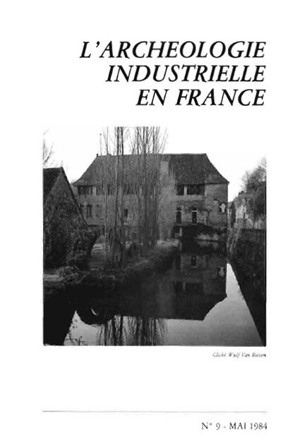couverture numéro AIF 09 - mai 1984