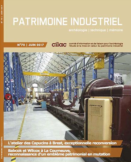 revue patrimoine industrielle