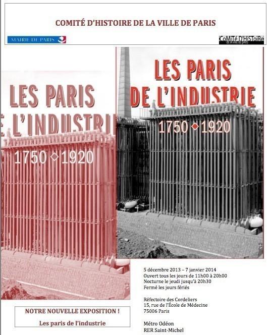 Les Paris de l'industrie : dossier de presse