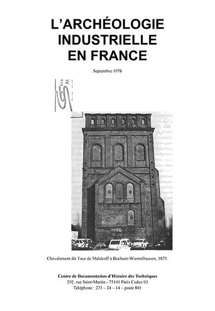 Couverture AIF numéro 04 - septembre 1978