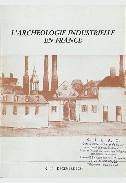 couverture numéro AIF 10 - décembre 1984