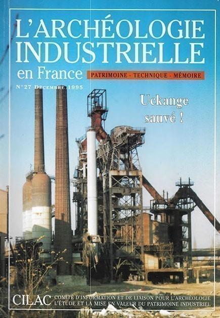couverture numéro AIF 27 - décembre 1995