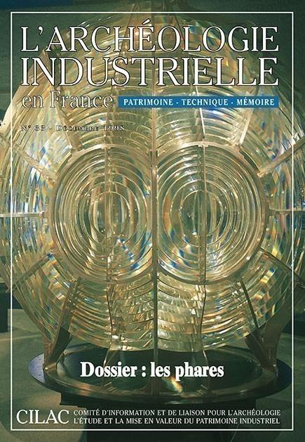 couverture numéro AIF 33 - décembre 1998