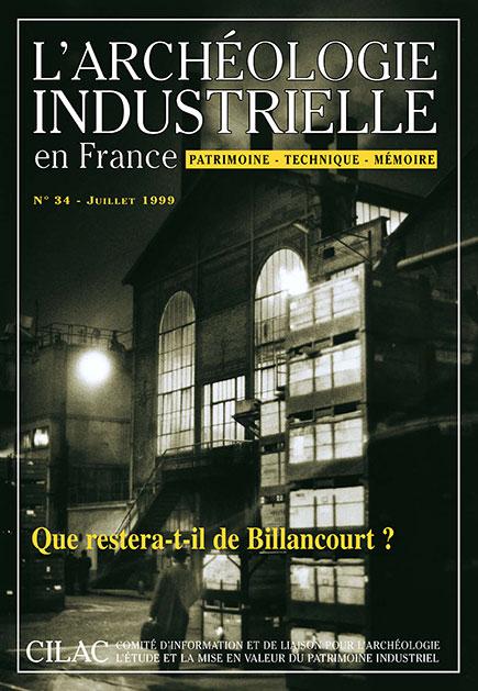couverture numéro AIF 34 - juin 1999