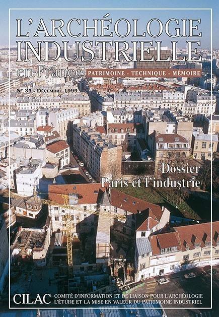 couverture numéro AIF 35 - décembre 1999