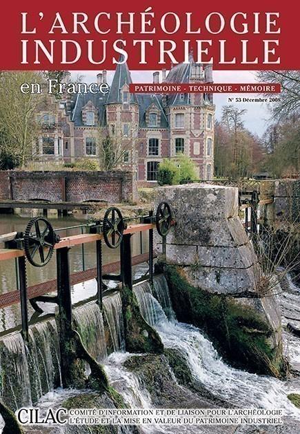 couverture numéro AIF 53 - décembre 2008
