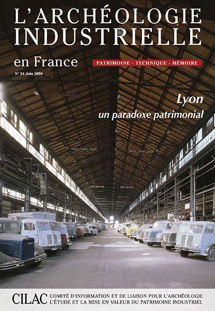 couverture numéro AIF 54 - juin 2009