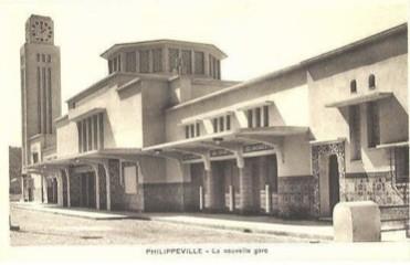 Gare patrimoine ferroviaire