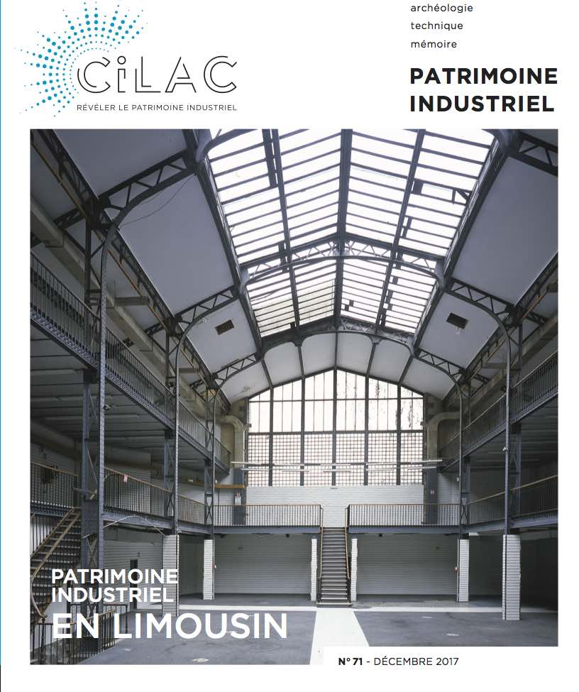 Patrimoine industriel Limousin