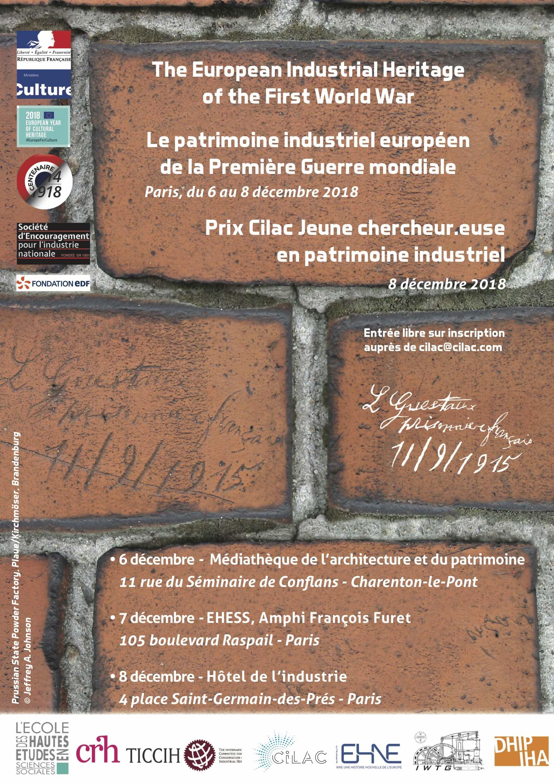 Le patrimoine industriel européen de la Première Guerre mondiale