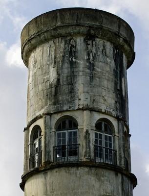 Château d'Eau du Corbusier à Podensac