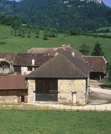 La Taillanderie de Nans-sous-Sainte-Anne (Doubs)