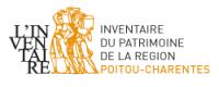 Logo Inventaire du Patrimoine de Poitou-Charente