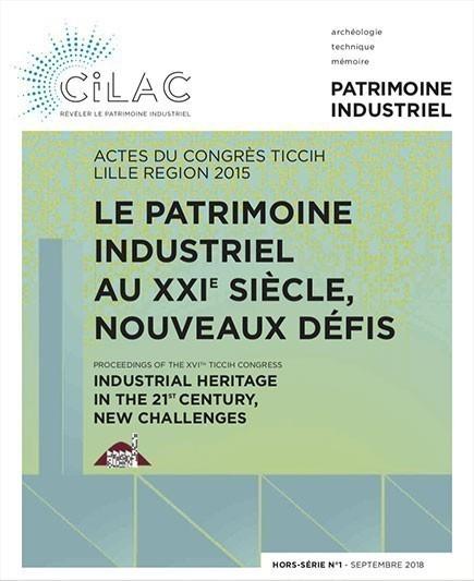 couv ACTES DU CONGRÈS TICCIH LILLE REGION 2015